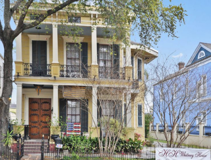 New Orleans Bed and Breakfast Directory